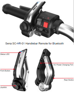 Sena SC-HR-01 Handlebar Remote for Bluetooth Remot