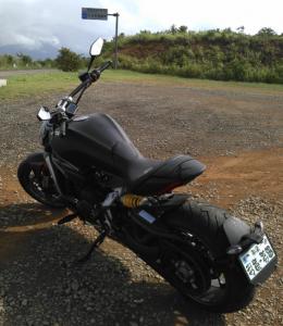 Ducati XDiavel 魚沼スカイライン
