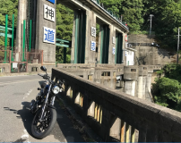 YAMAHA_BOLT_道志ダム