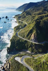 West-Coast-Road Newzealand